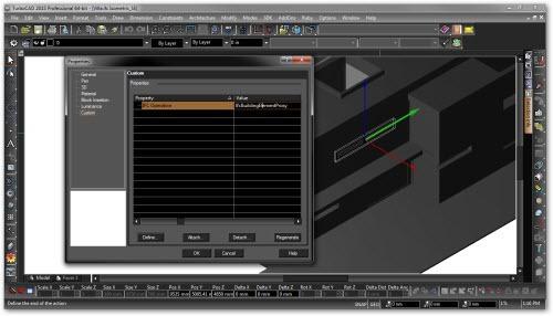 TurboCAD LTE Pro - Elementmarkierer