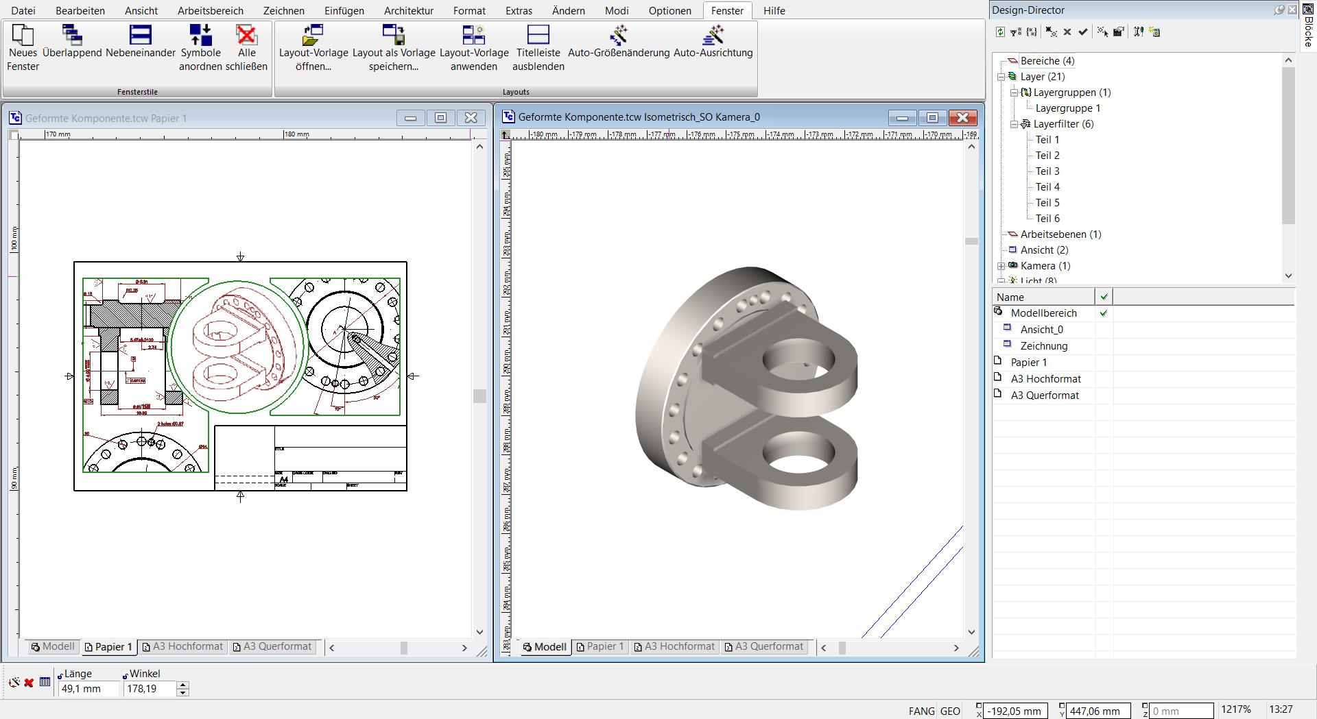 TurboCAD Pro Platinum - Design und Entwurf