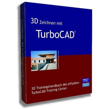 Vergrößern TurboCAD 3D Trainingshandbuch