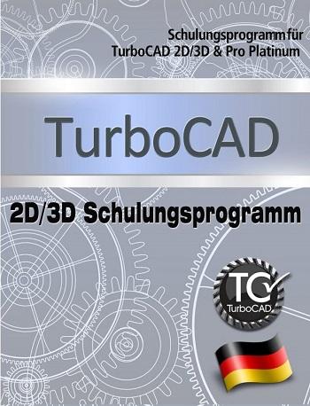 TurboCAD 2D/3D Schulungsprogramm