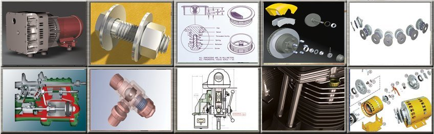 Maschinenbau TurboCAD