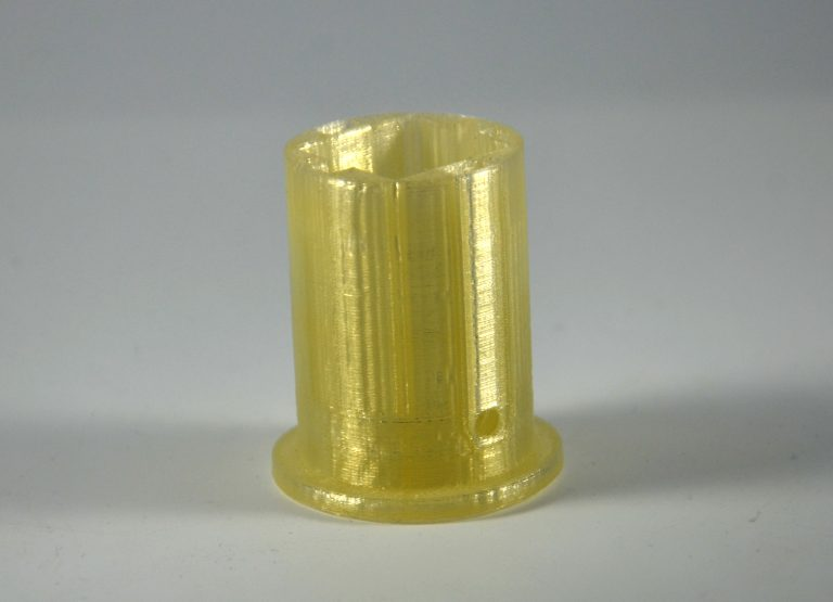 TurboCAD 3D Druck gelb