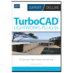 LightWorks Plug-In für TurboCAD 2D/3D 2017