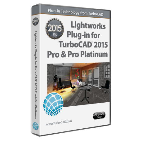 LightWorks-Plug-in für TurboCAD Pro Platinum 2015
