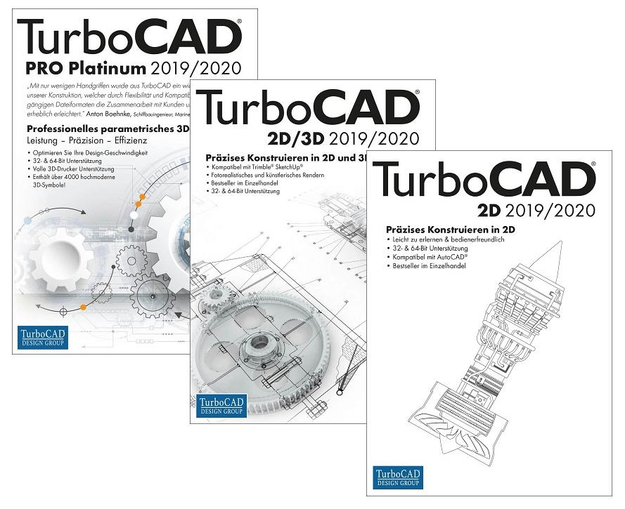 pressematerial turbocad 2019-2020
