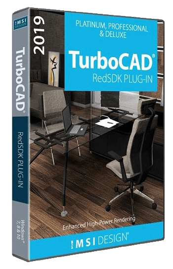RedSDK Plugin für TurboCAD