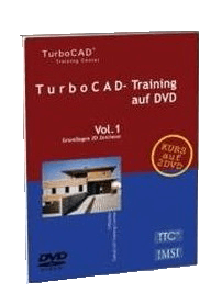 TurboCAD 2D Trainings-DVD