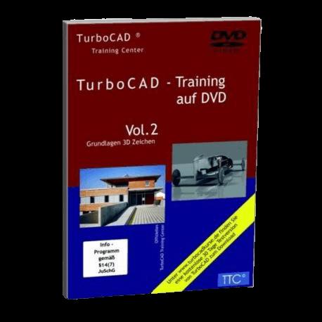 TurboCAD 3D Trainings-DVD