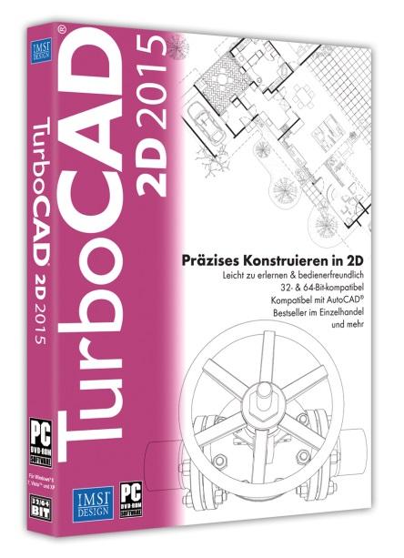 TurboCAD 2D 2015