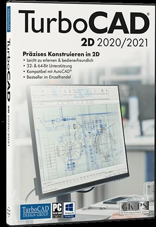 TurboCAD 2D 2020