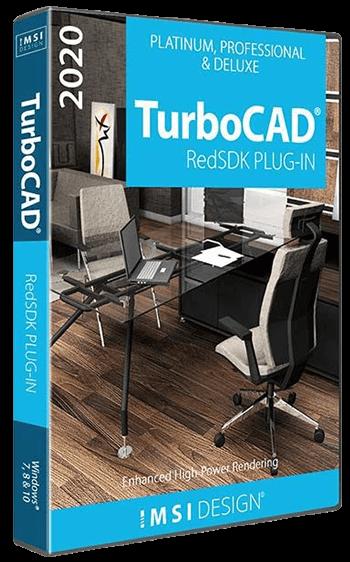 TurboCAD RedSDK 2020