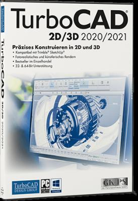 TurboCAD 2D3D 2020