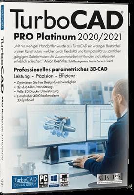 TurboCAD Pro Platinum 2020