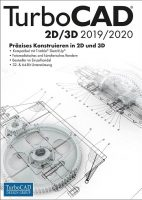 TurboCAD 2D/3D 2019/2020 - CAD Software