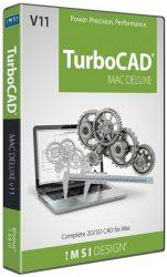 TurboCAD Mac Deluxe V.11
